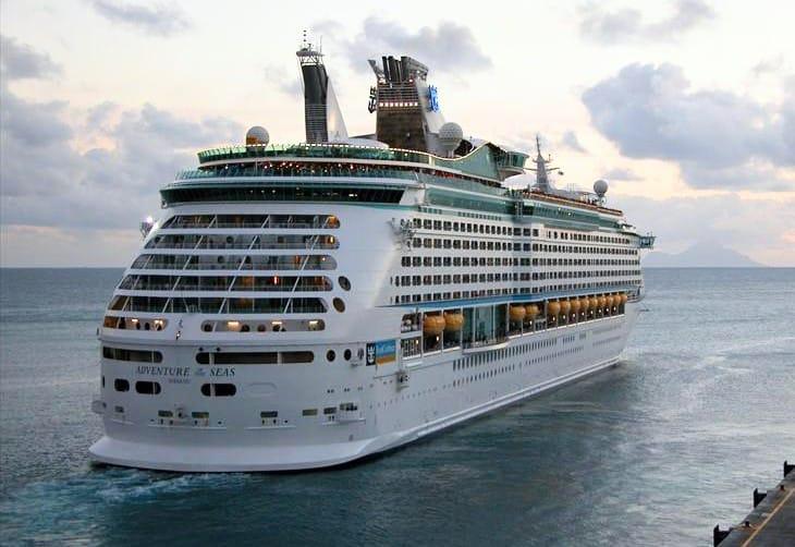 Se reactiva turismo de cruceros en Cozumel Foto: Internet