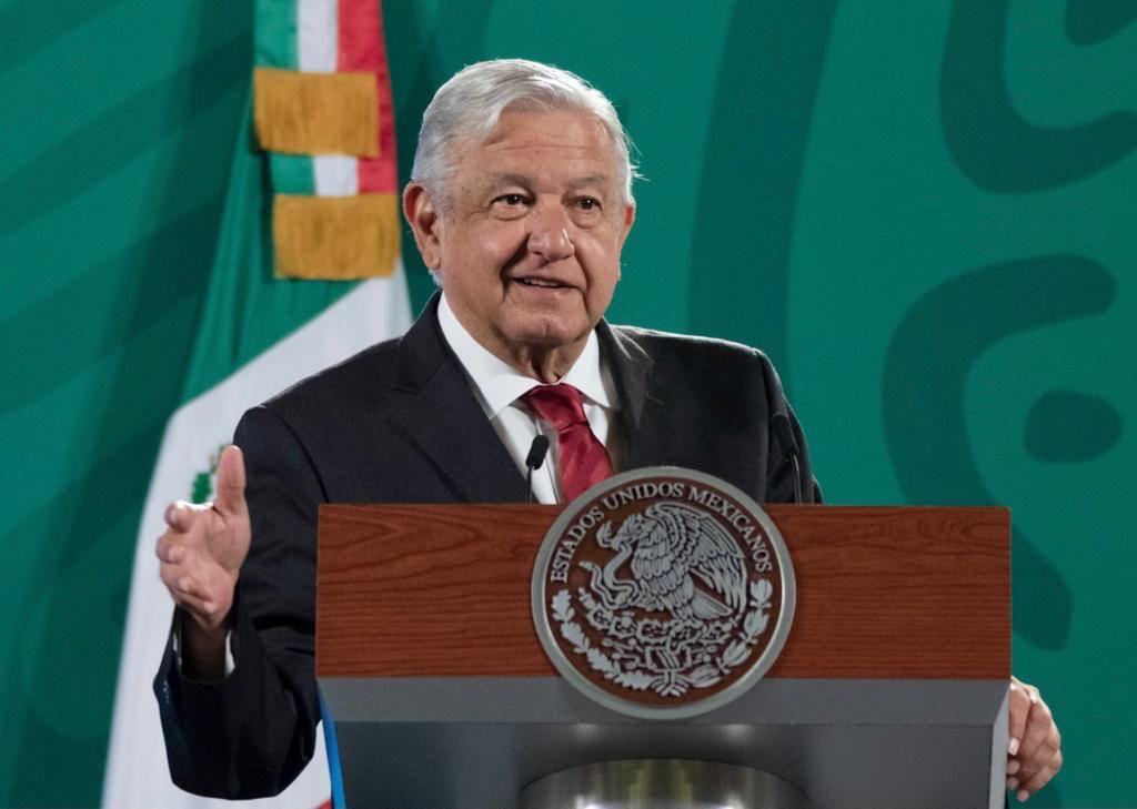 AMLO Foto: Presidenica