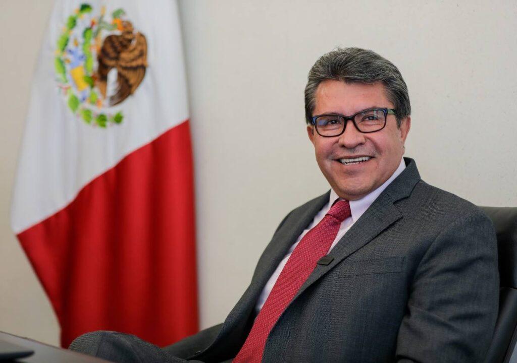Ricardo Monreal Ávila Foto: Internet