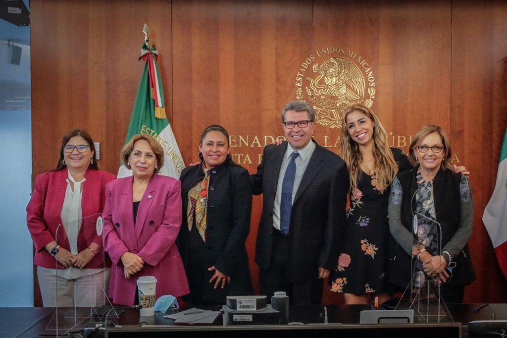 Senadora de Morena presidirá los trabajos del Senado Foto: Internet