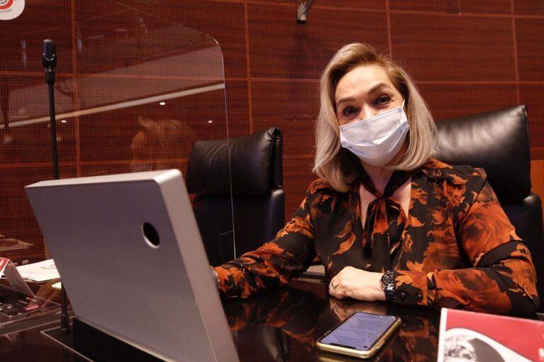 "Denuncia senadora de Morena ""huachicoleo"" en Campeche Foto: Internet"