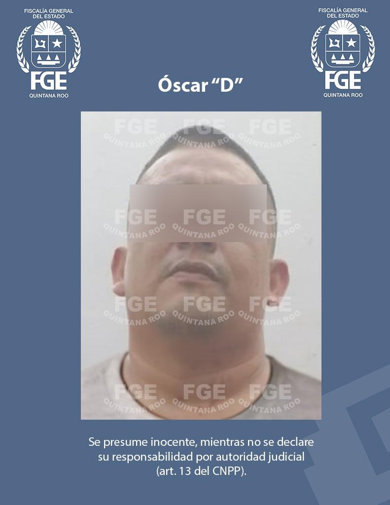 Capturan al principal generador de actos violentos en Quintana Roo