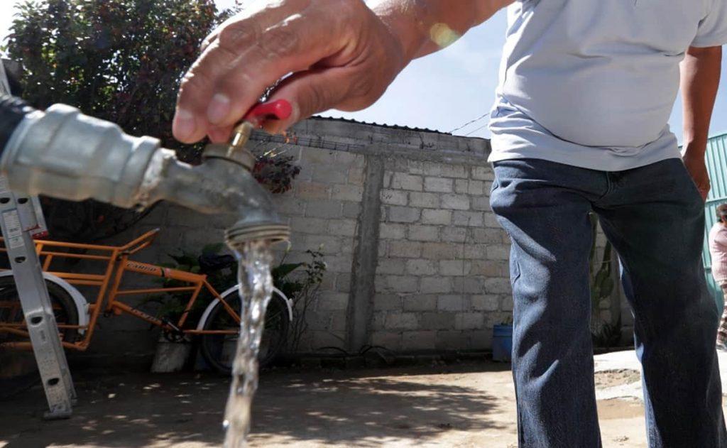 Recorte de agua en CDMX y Edomex: anuncian reducción para el fin de semana Foto: El Universal