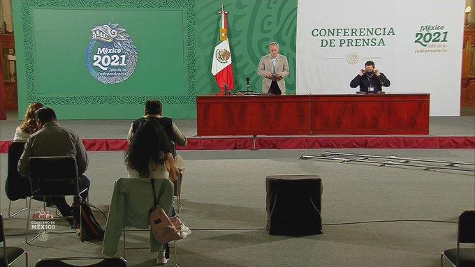 México llega 228 mil 362 muertes por Covid, informa Salud