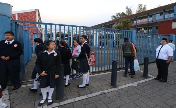 escuelas Foto: Unión Edomex
