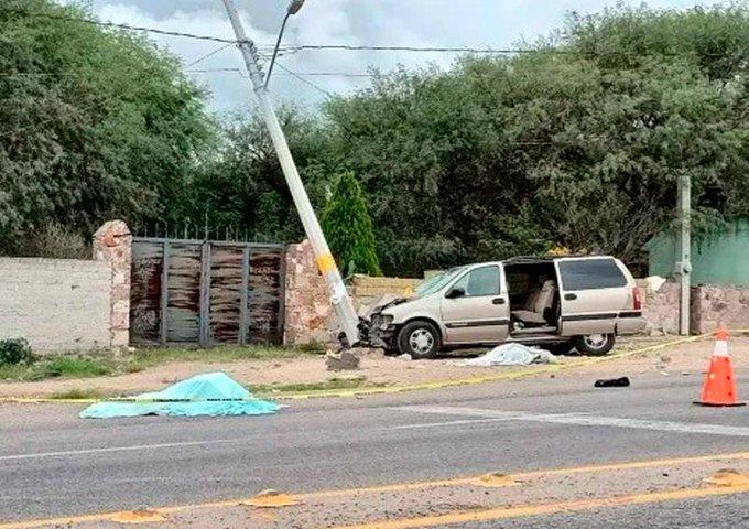 Monja mata a 3 personas tras atropellarlas en Guanajuato