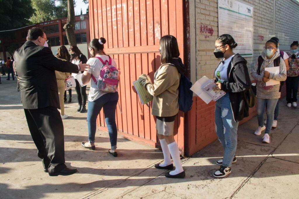 escuelas Foto: Expansión Política