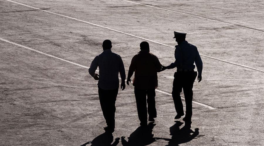 expulsión de extranjeros Foto: Internet
