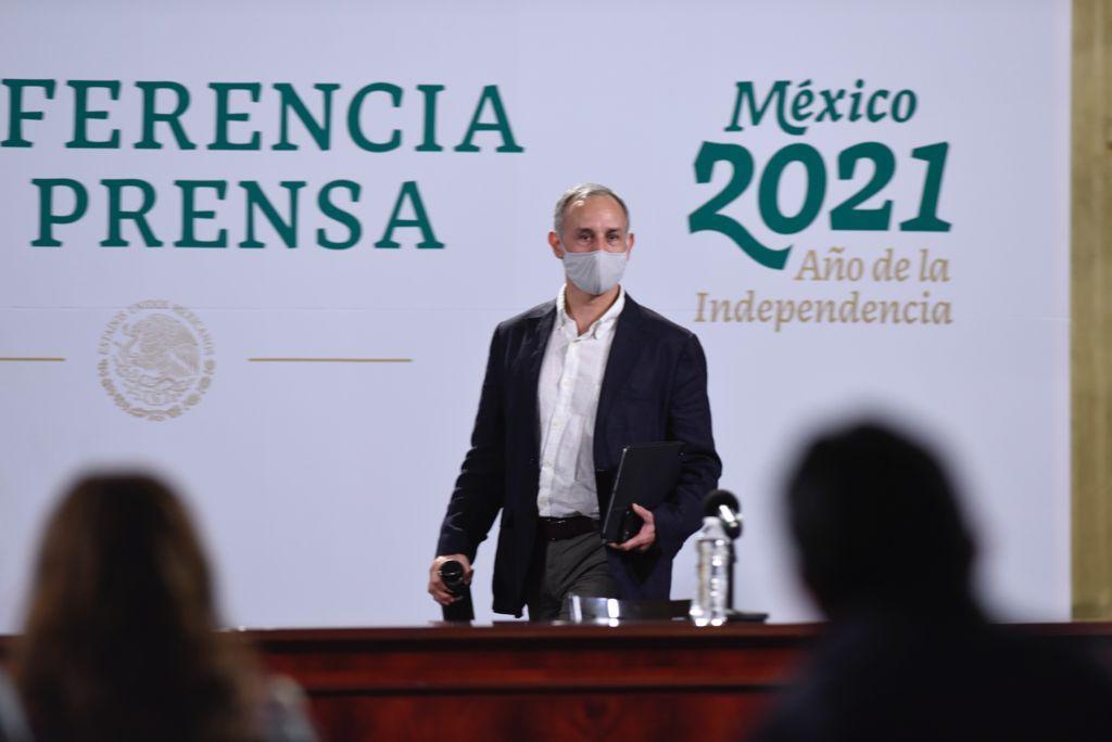Concluyen conferencias sobre Covid debido a que la pandemia va a la baja; México llega a 229 mil 353 decesos