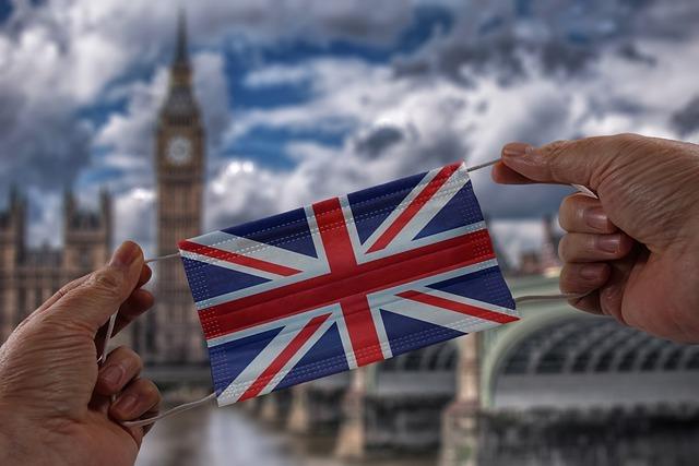 Gran Bretaña registra máximo de infecciones de COVID-19 desde febrero