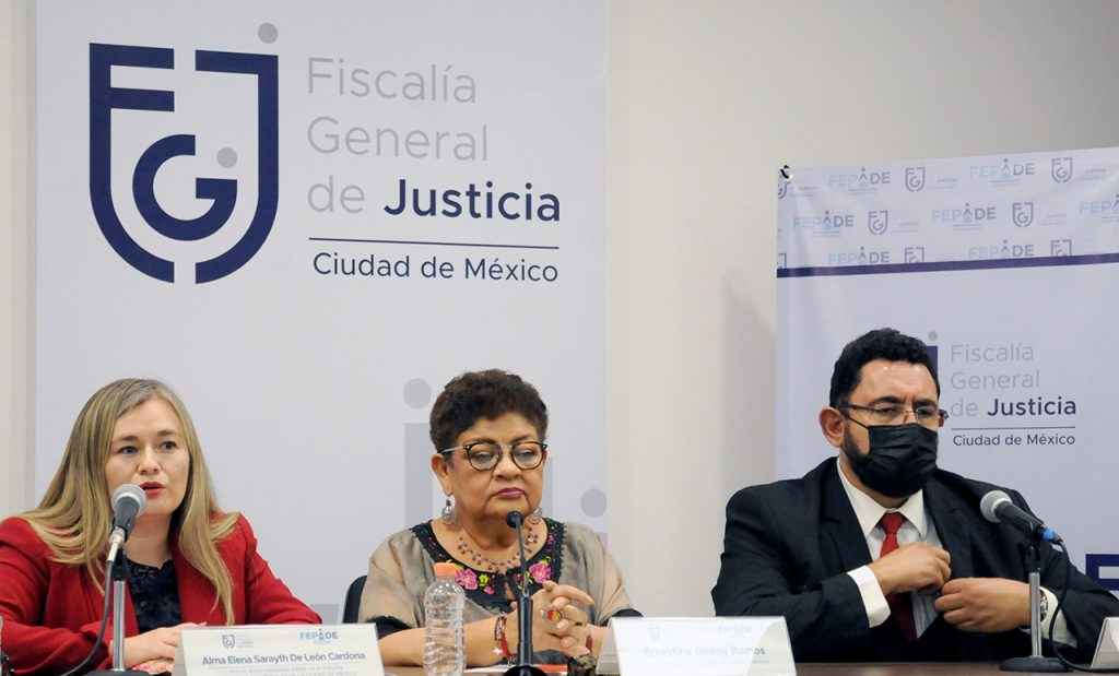 Fiscalía CDMX tendrá despliegue de 2 mil 500 detectives durante la jornada electoral del 6 de junio