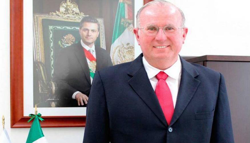 Francisco Javier Mendieta Foto: Internet