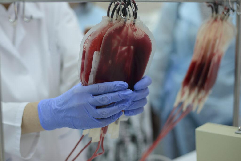 IMSS e ISSSTE convocan a población a sumarme a la jornada de donación de sangre Foto: Internet