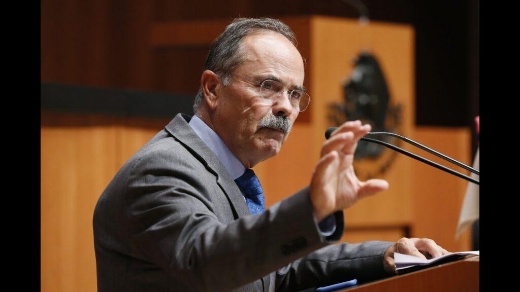 senador Gustavo Madero Muñoz Foto: Internet