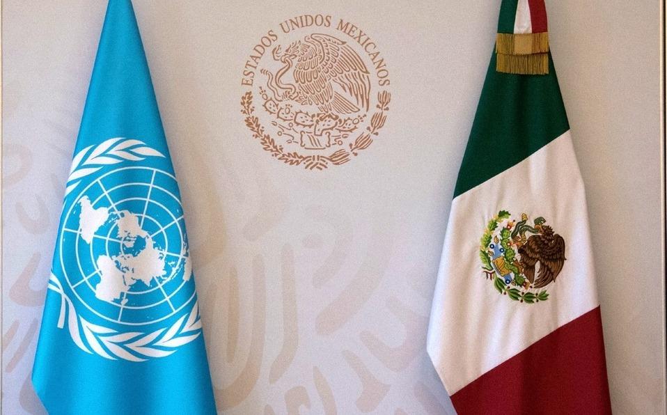ONU-México Foto: Milenio