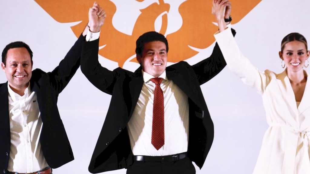 "Samuel García, de candidato ""viral"" a gobernador Foto: Internet"