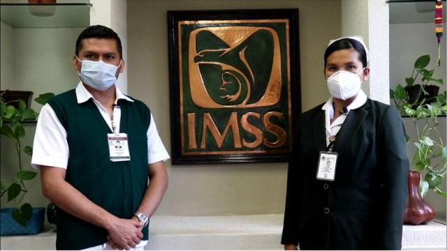 Personal de Enfermería del IMSS brindará atención a personal del INE que participe en jornada electoral