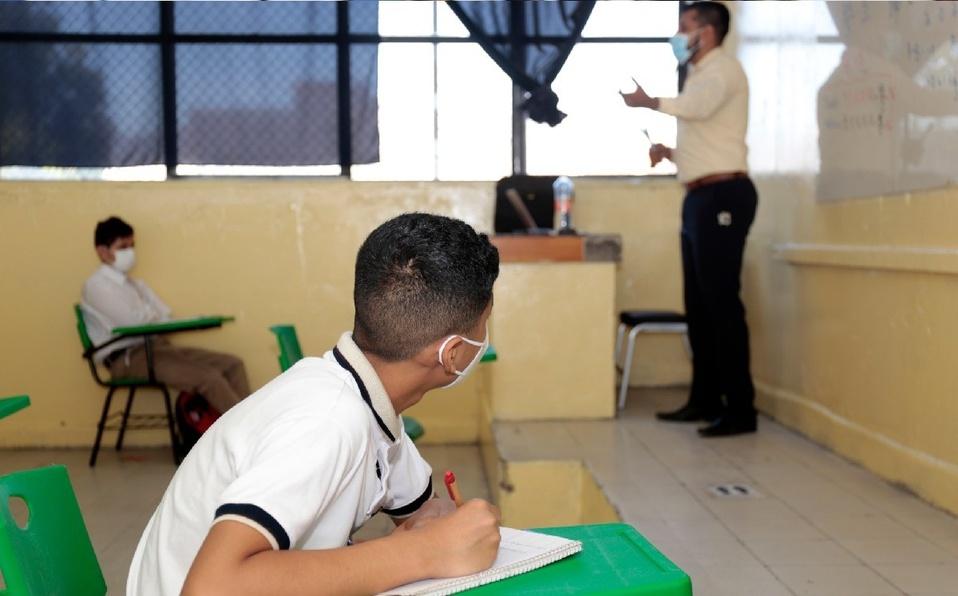 clases presenciales Foto: Milenio