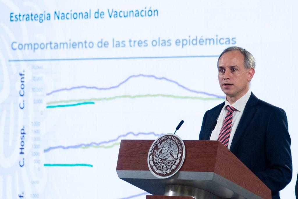 Salud destaca beneficios de vacunación