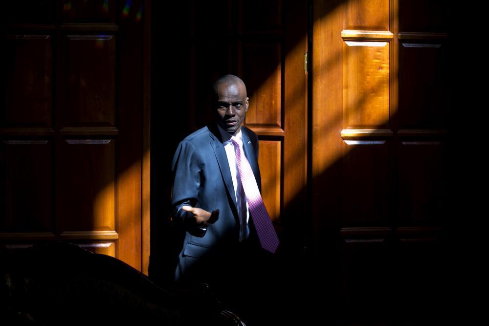 Haití enfrenta futuro incierto tras asesinato del presidente Foto: AP