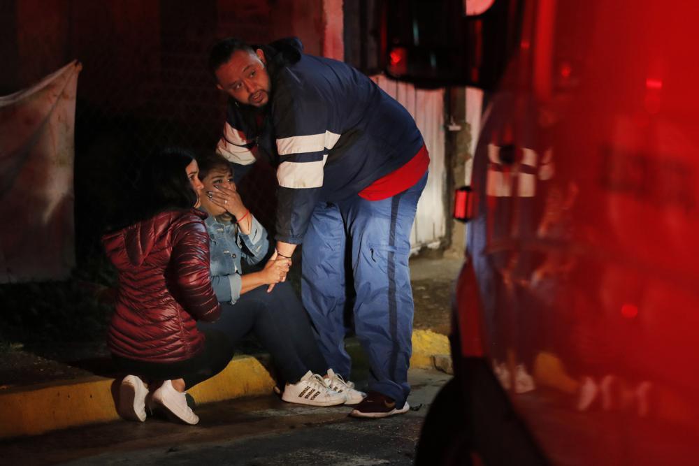 Zacatecas: la violencia de los cárteles en México no cesa Foto: AP