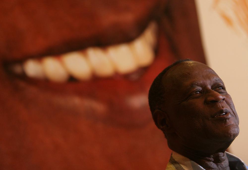 Fallece astro dominicano del merengue Johnny Ventura Foto: AP