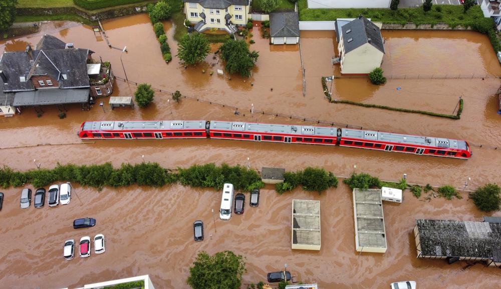 Inundaciones en Europa: más de 110 muertos, sigue búsqueda