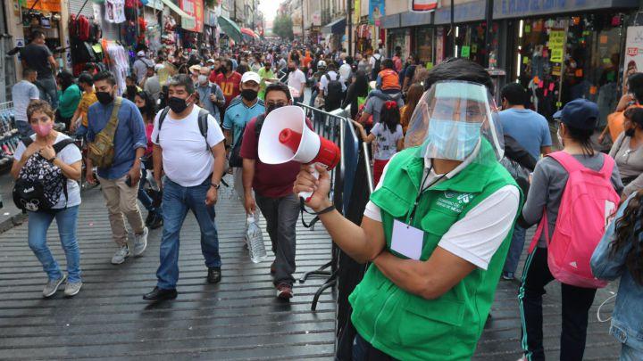 covid19 Foto: AS México