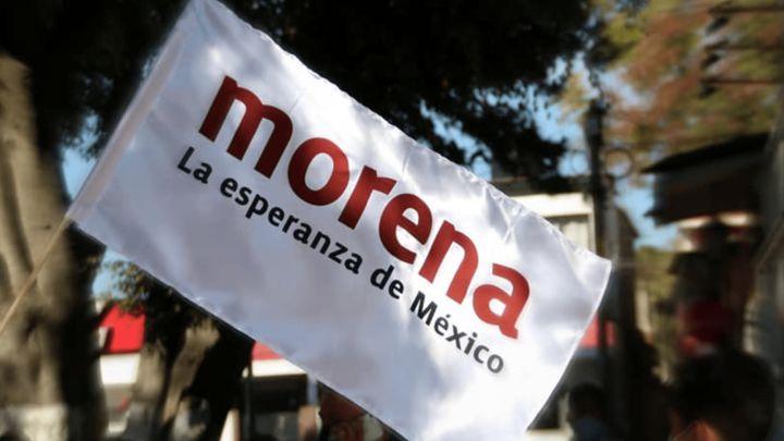 Morena Foto: AS México
