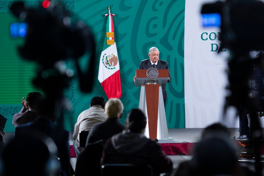 Cárteles operaron fraude electoral: AMLO
