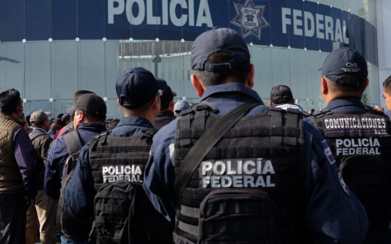 Policía Federal Foto: Irradia Noticias