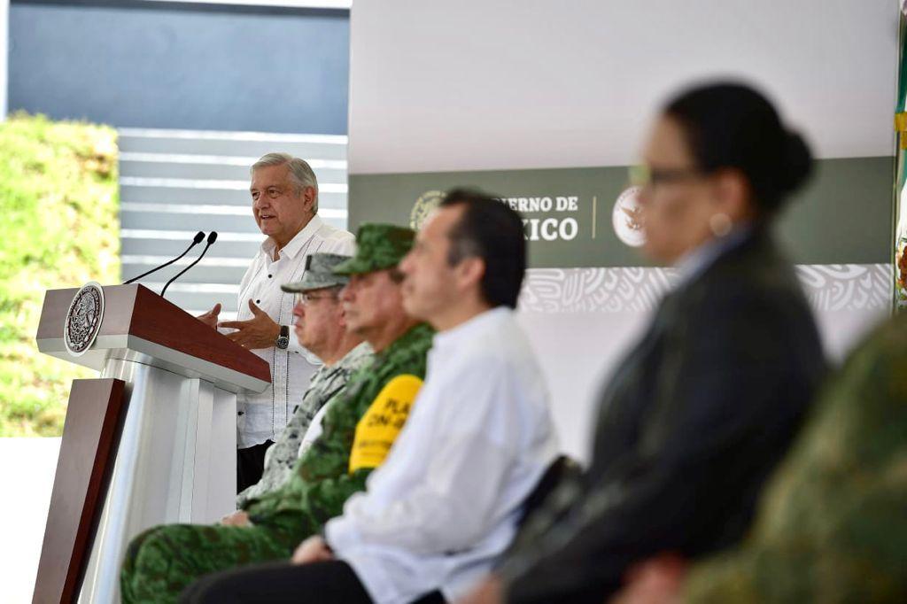 50 mil mdp para fortalecer la Guardia Nacional: AMLO