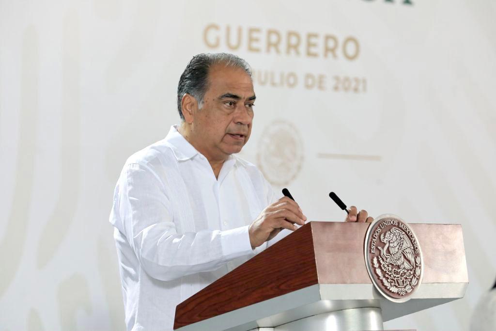 Baja incidencia delictiva en Guerrero; aumenta Covid