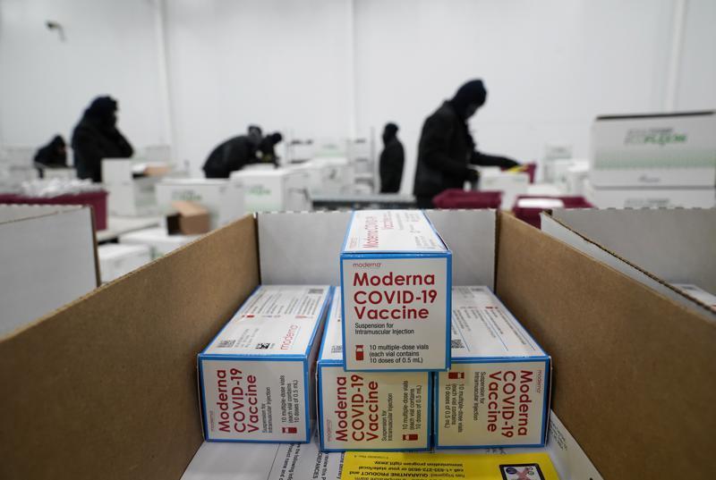 Vacunas contra el coronavirus reflejan enorme desigualdad Foto: AP