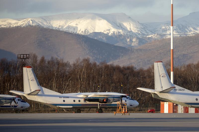 Se estrella un avión con 28 personas en el este de Rusia