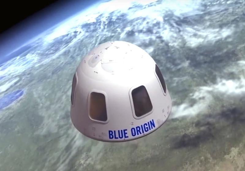 Joven de 18 años estará en 1er vuelo espacial de Blue Origin Foto: AP