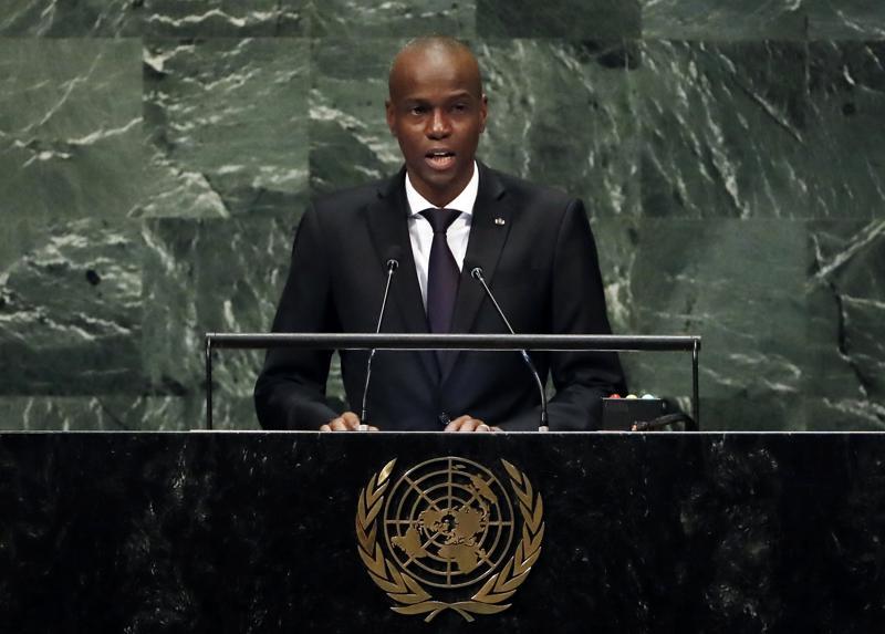 Moïse: Un neófito político que intentó gobernar Haití