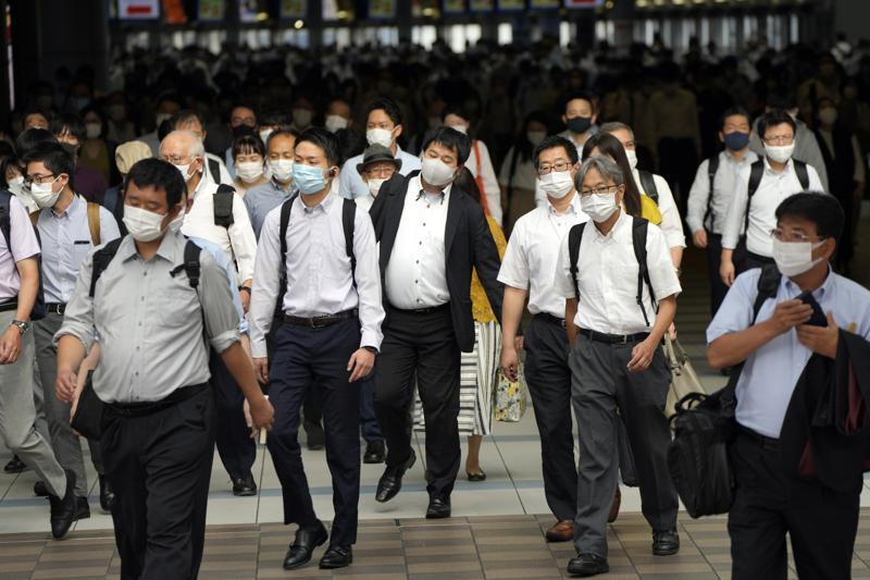 Tokio: casos de COVID-19 rondan los 2.000 en víspera de JJOO