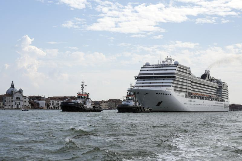 Venecia evita ser catalogada patrimonio mundial en peligro Foto: AP
