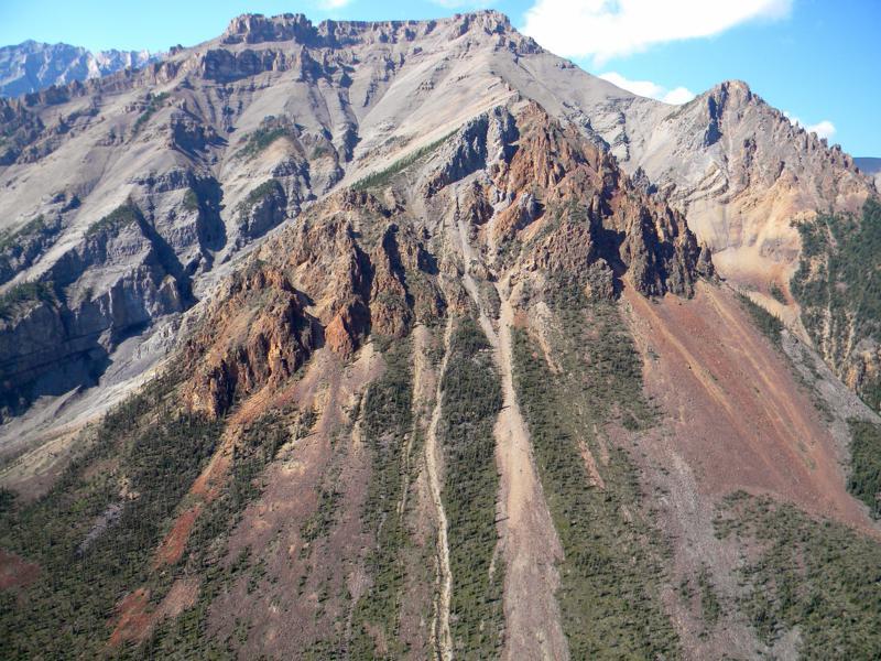 Fósiles animales más antiguos estarían en rocas canadienses Foto: AP