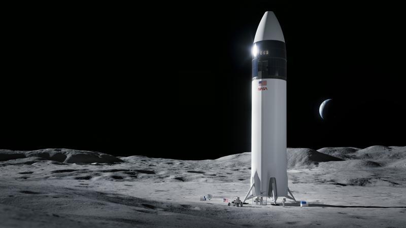 Bezos pierde apelación ante planes de alunizador para NASA Foto: AP
