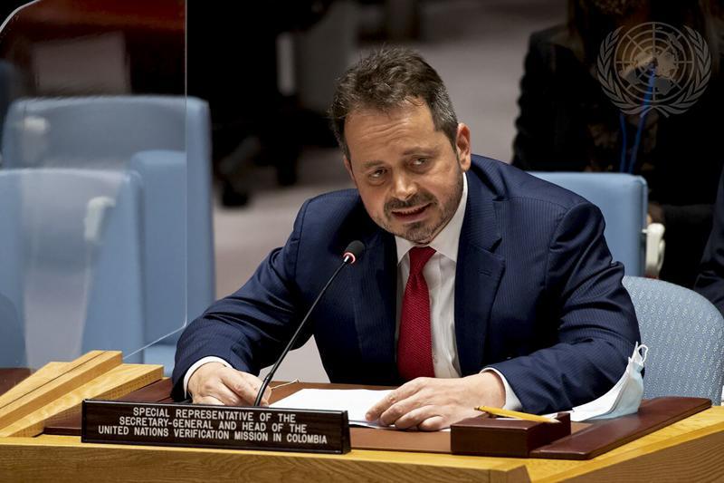 ONU: Acuerdo de paz podría resolver descontento en Colombia