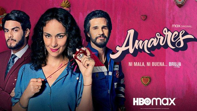 Amarres, la primer serie mexicana de HBO Max