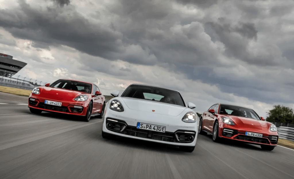 Fotos: Porsche
