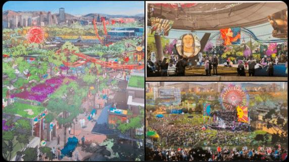Nuevo parque urbano Aztlán, sustituirá a 'La Feria' en Chapultepec