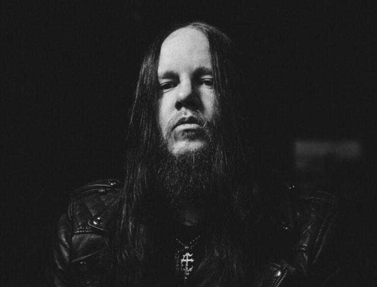 Falleció Joey Jordison, baterista fundador de Slipknot