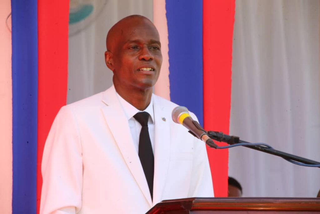 Asesinan en su residencia al presidente de Haití