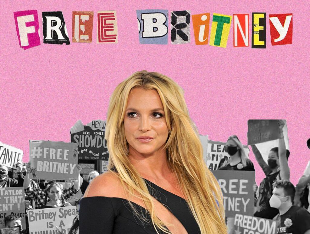 Britney no logró la libertad legal frente a su padre