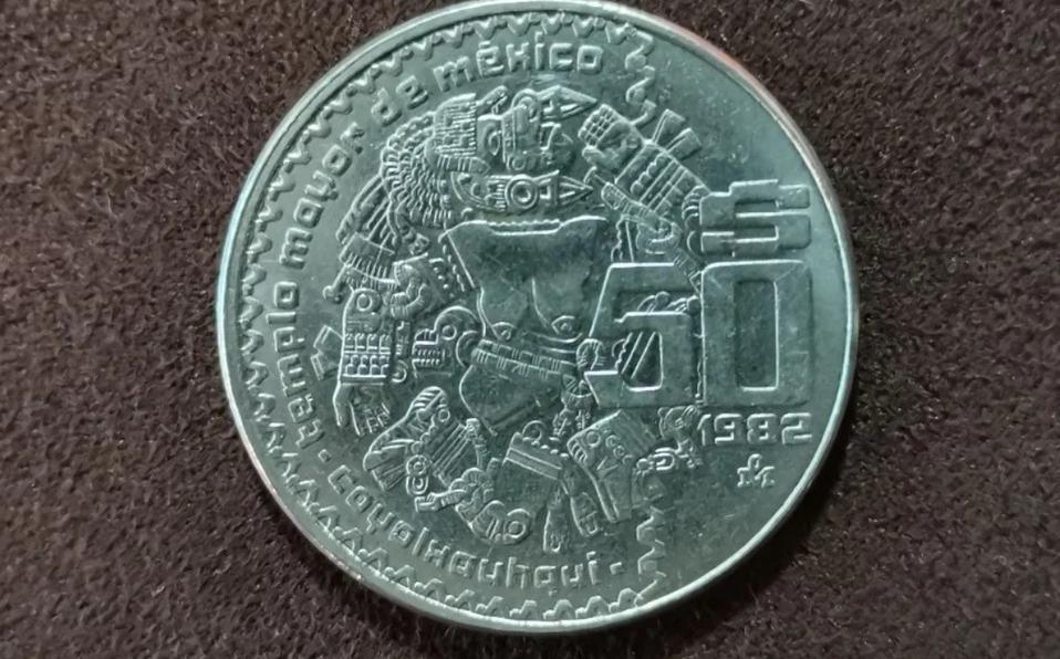 ¿Tienes esta moneda? Te podrían pagar hasta 120 mil pesos por ella