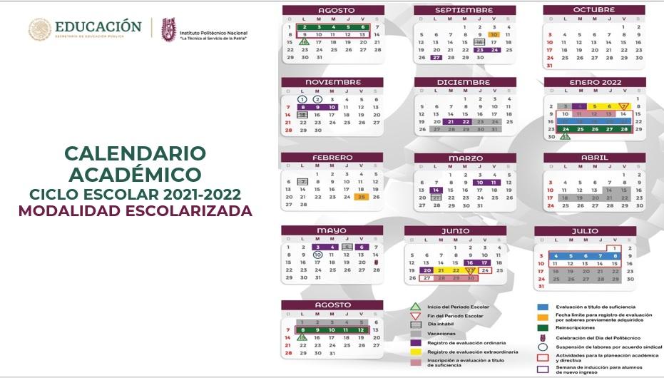 Define IPN calendarios académicos para el siguiente ciclo escolar